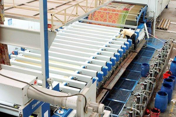 Obrotowe maszyny drukarskiej