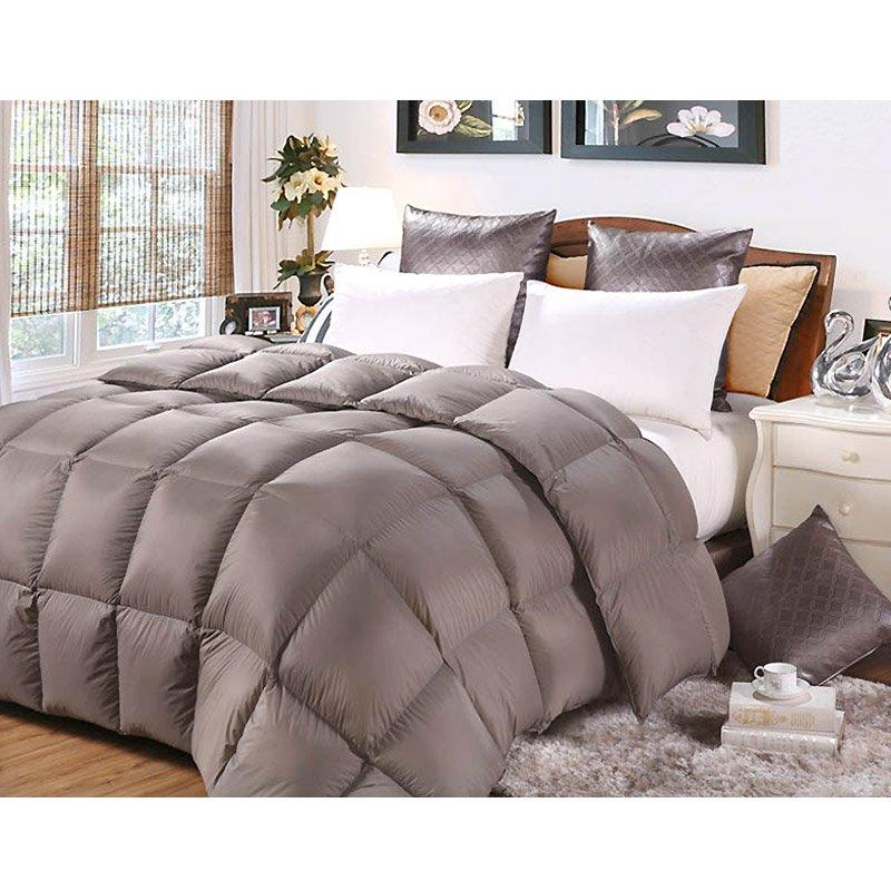 High Quality Warm Duck Down Feather Duvet Set