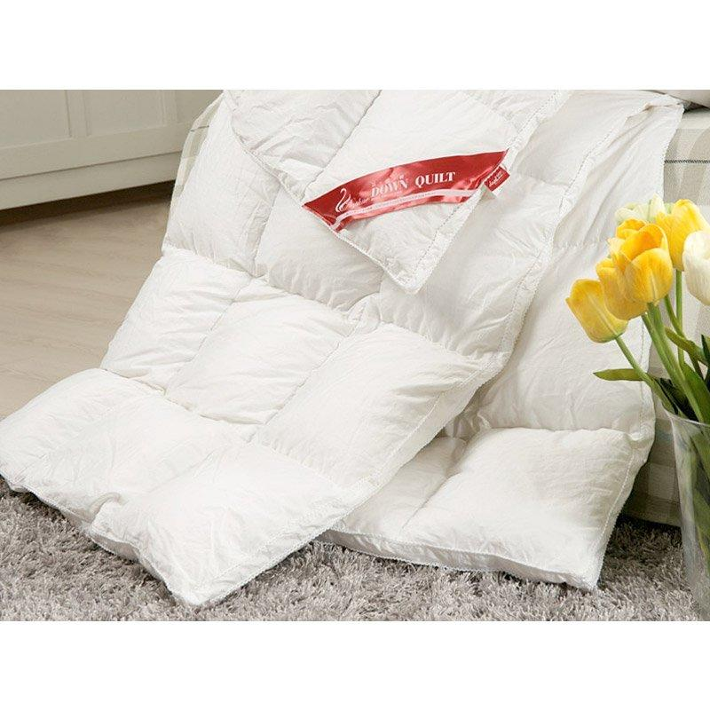 Goose Down Feather Comforter