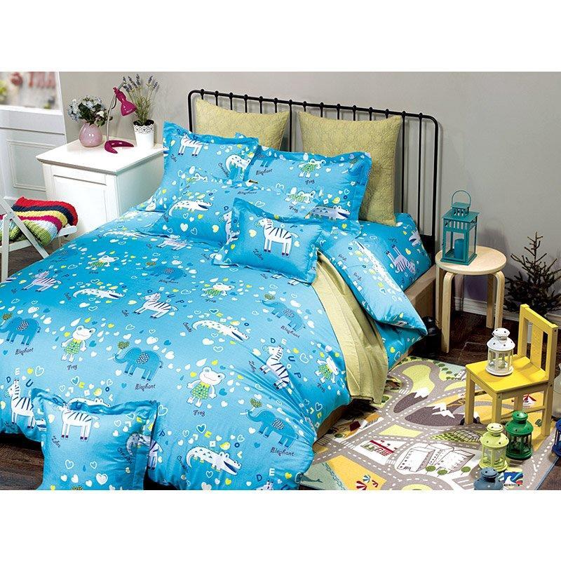 100% Cotton Pigment Print Children Bedding 121120