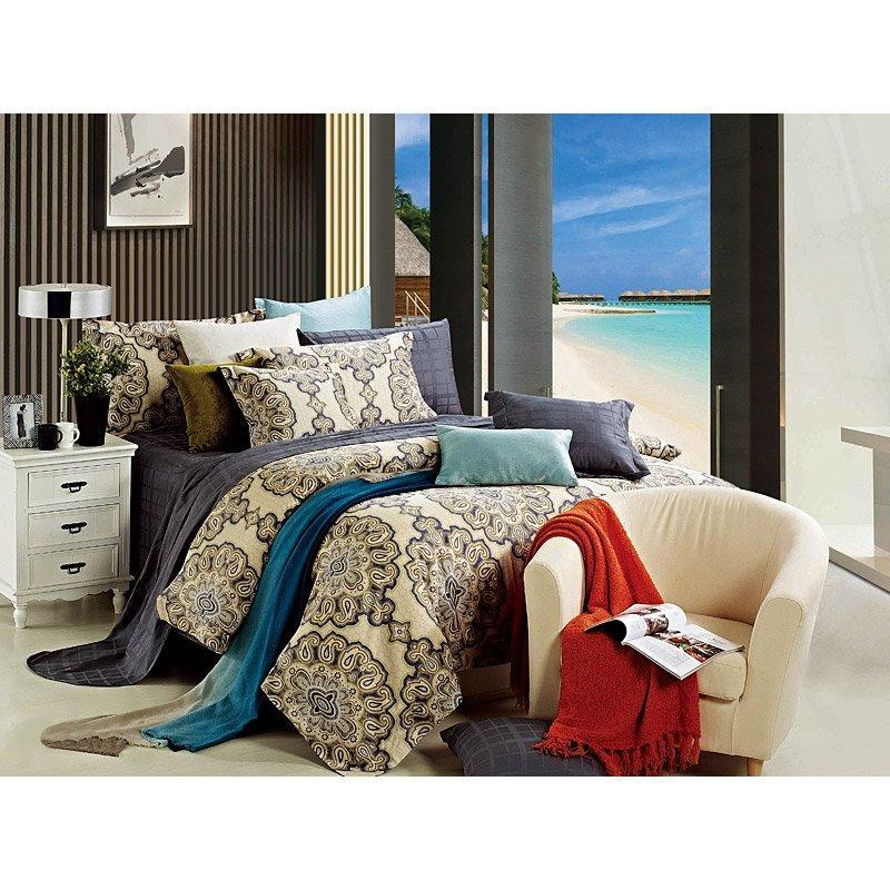 400 Thread Count 100% Supima Cotton Bedding Set 121418