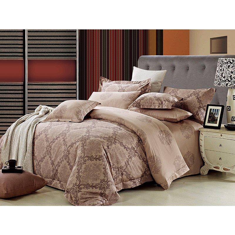 High Quality Pure Cotton Bedding Set 120907
