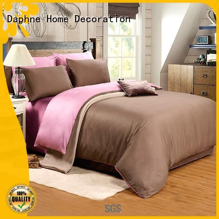 Daphne Brand bed linen linen bedding sets turquoise supplier