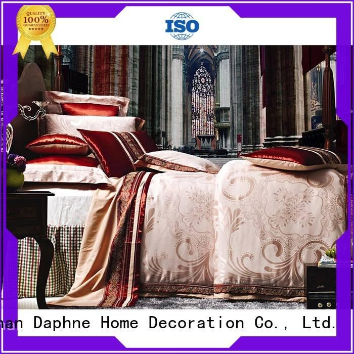 jacquard duvet cover king noble Jacquard Bedding Set Daphne