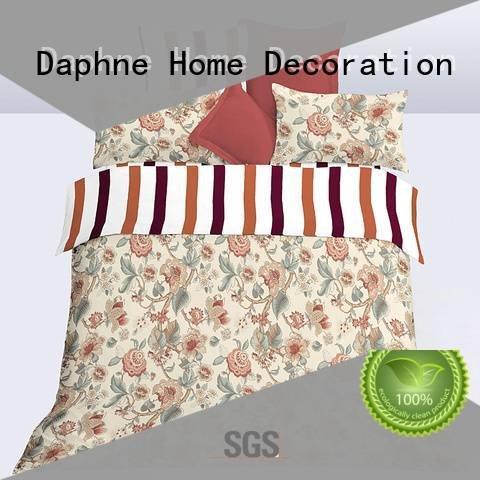 bedding duvet set Daphne microfiber comforter set