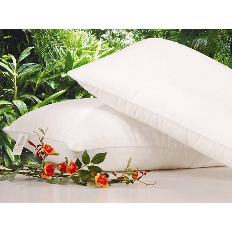 Lyocell And Polyester Mixed Pillow