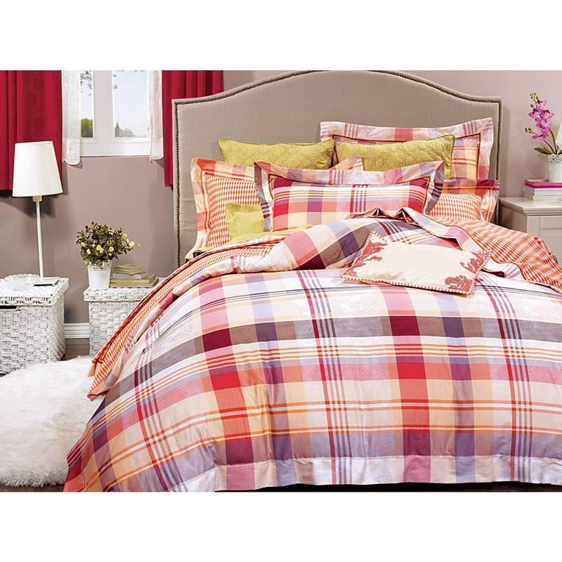 100% Cotton Reactive Print Bed Cover Designs 120995