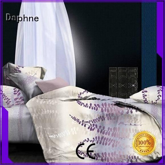 Daphne printed print sweet queen size bamboo sheets natural
