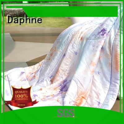silk high single duvet cover and Daphne Brand company