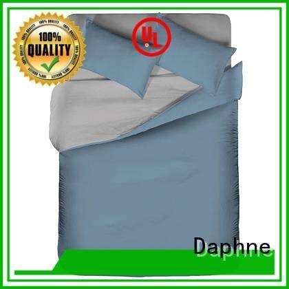 Daphne Brand style linen bedding sets hemstitch egyptian