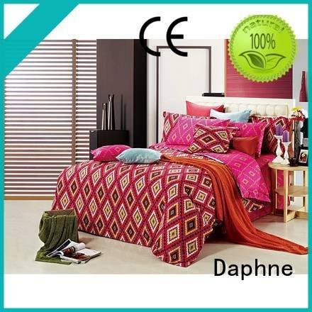 digital pattern 100 cotton bedding sets Daphne