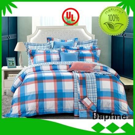 Hot 100 cotton bedding sets printing daphne gorgeous Daphne Brand