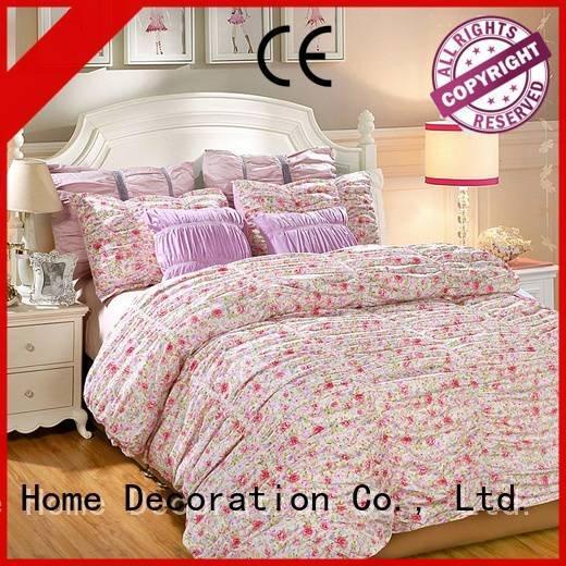 soft fashionable 100 cotton bedding sets Daphne