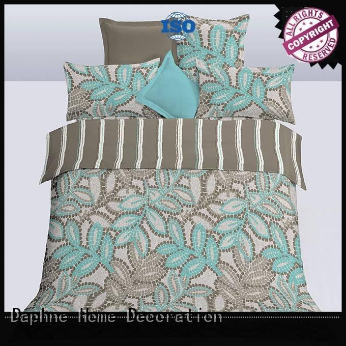microfiber comforter cover Daphne Brand microfiber comforter set