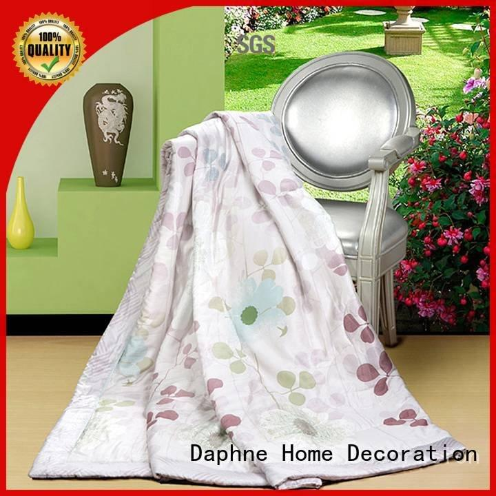Daphne feather high single duvet cover bamboo wool