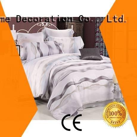 modal sheets print bedding OEM organic comforter Daphne