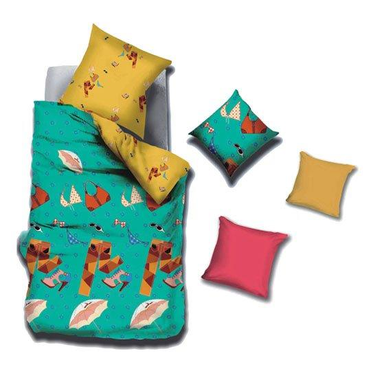 100 % Reactive Print kid's bedding set 121265