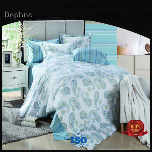 Daphne Brand duver prairie organic comforter reactive bedding