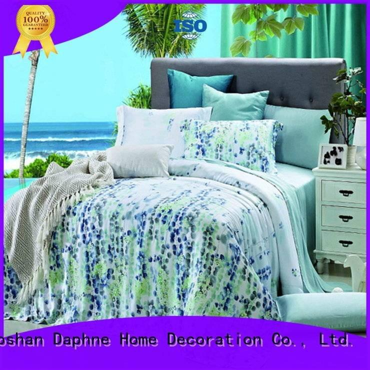 Daphne Brand rose modal sheets set peony