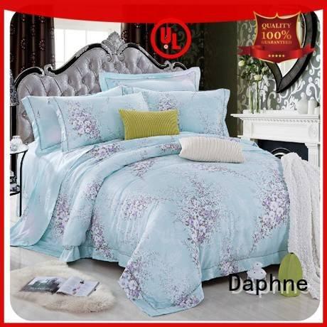 Daphne Brand print lovelysoft queen size bamboo sheets healthy sheet