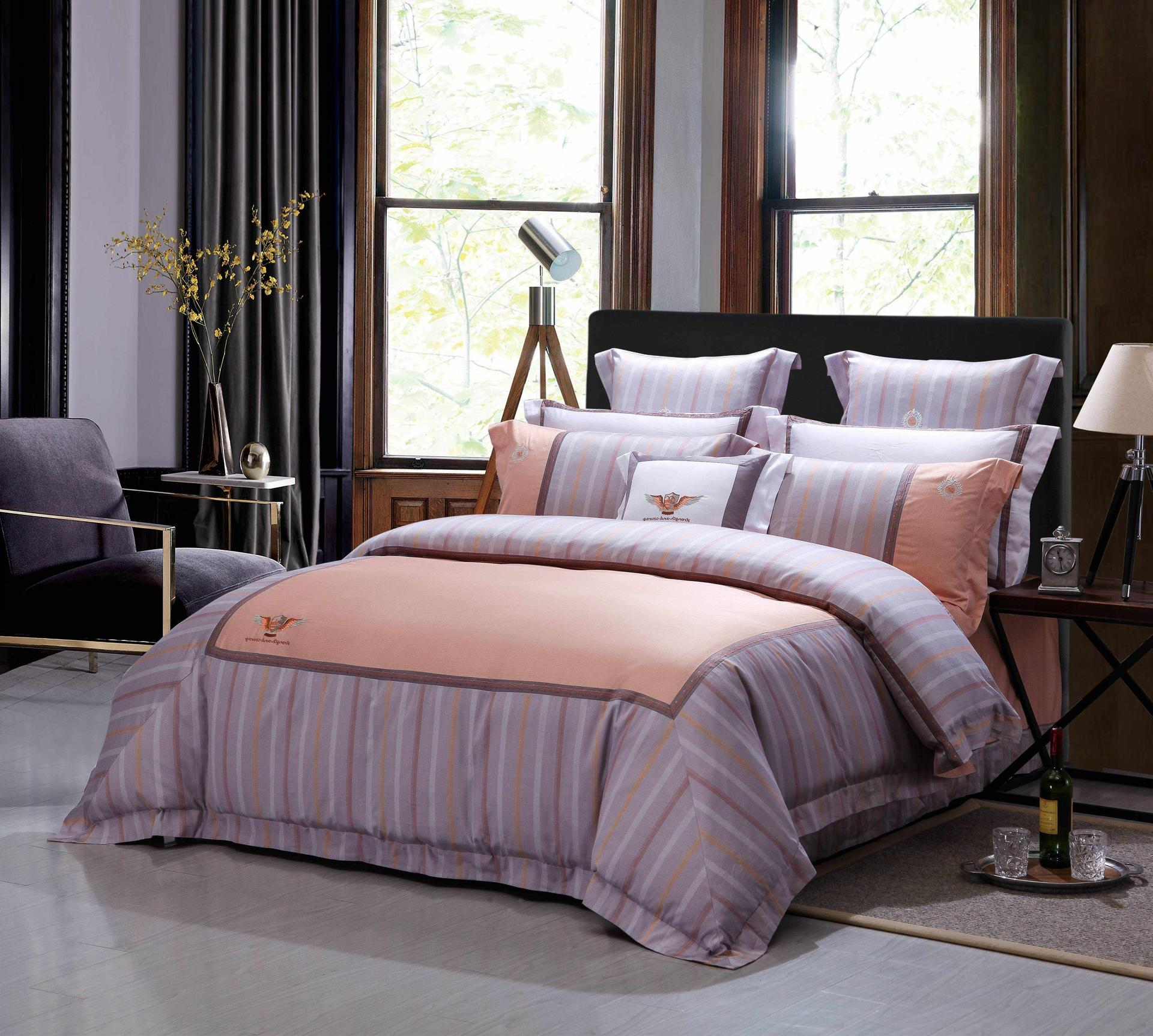 Soft Long-staple Cotton Bed Linen 6887
