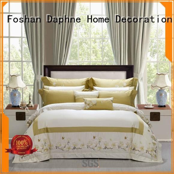 Daphne printed Cotton Bedding Sets for wholesale