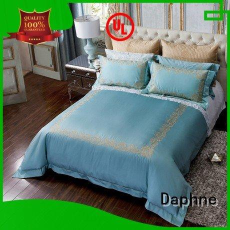 longstaple Solid Color Bedding cotton solid Daphne