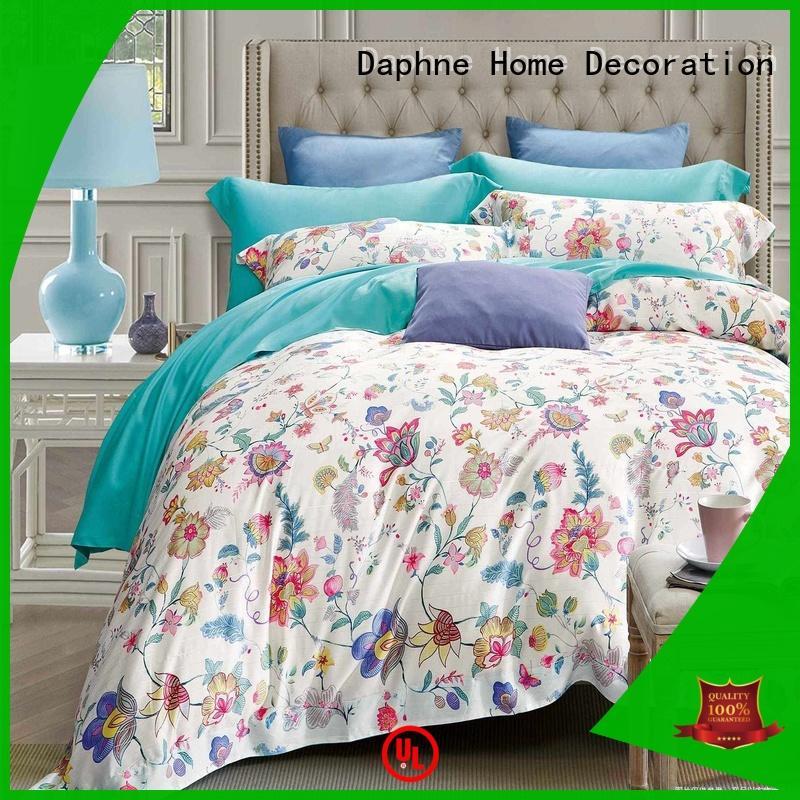 Daphne designed unique bedding sets handfeel bedroom