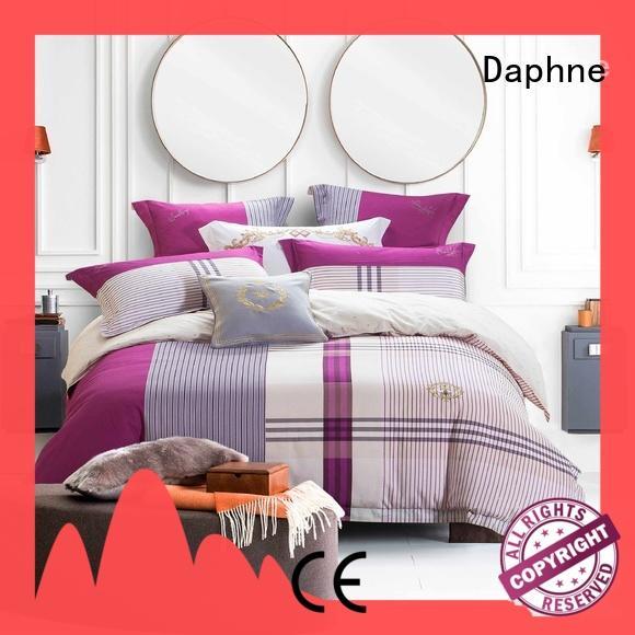 cotton bedding sets queen for wholesale Daphne