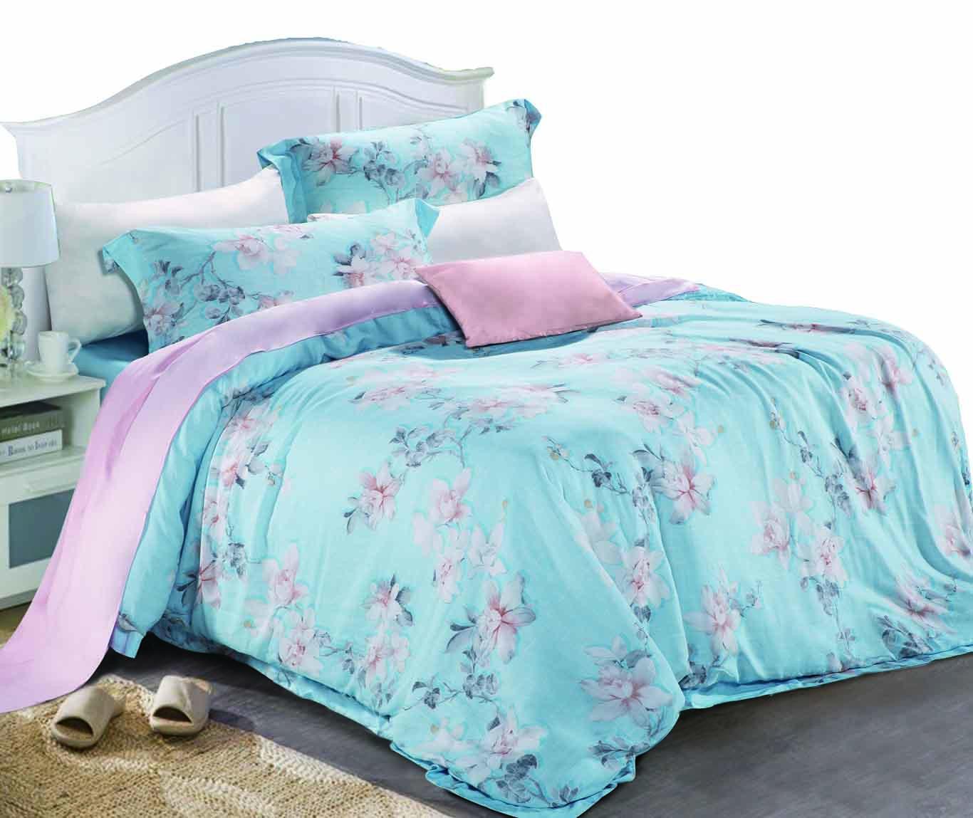 Daphne healthy modern bedding sets filamentary comforters