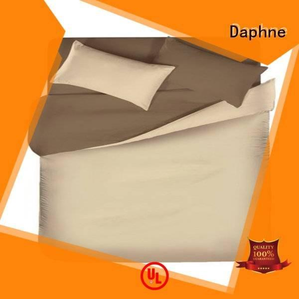 percale sheet longstaple Solid Color Bedding Daphne