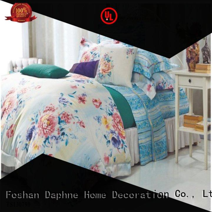 brushed modern bedding sets best factory price fast delivery