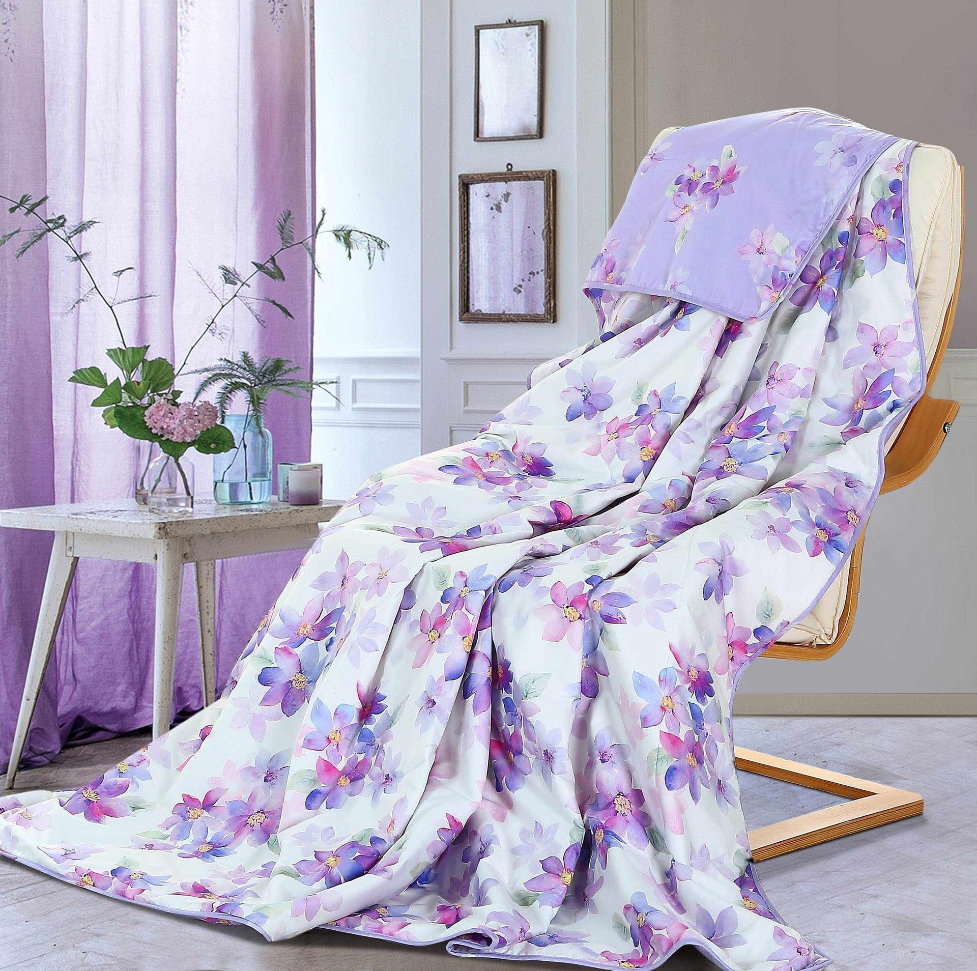 Summer Comforter Pigment Printing 200TC Cotton