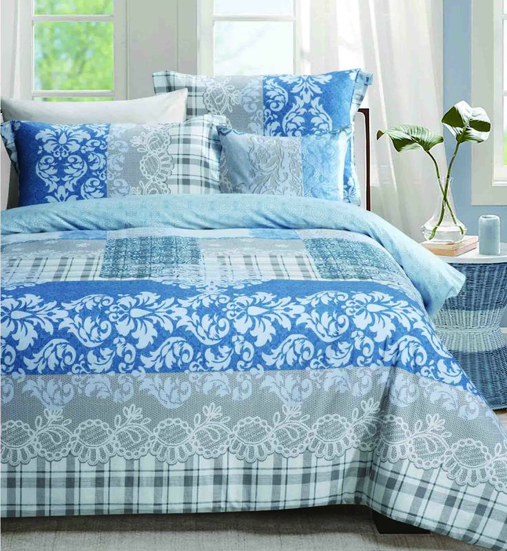 Elegant Designed Cotton Bedlinen   161138