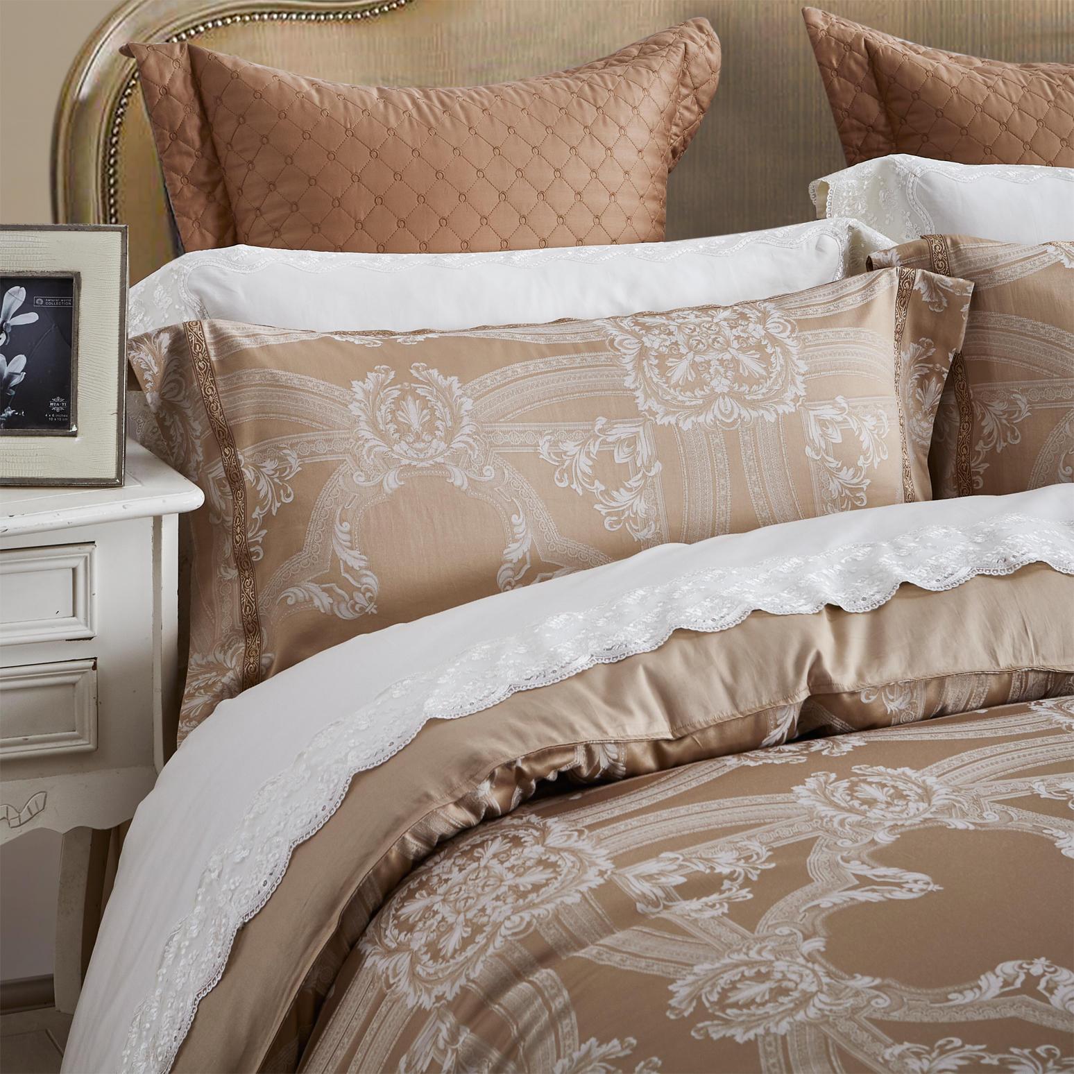 High Quality China Bedding Product Jacquard Sheet Set