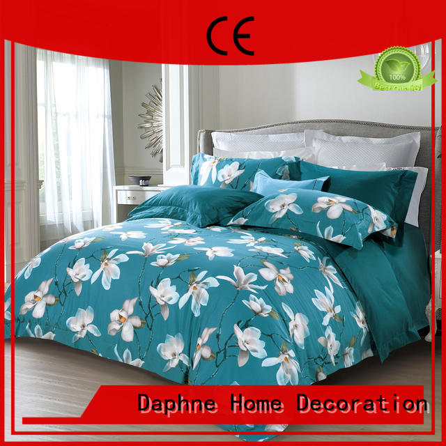 cotton bridal bedding set suppliers stylish bedding Daphne