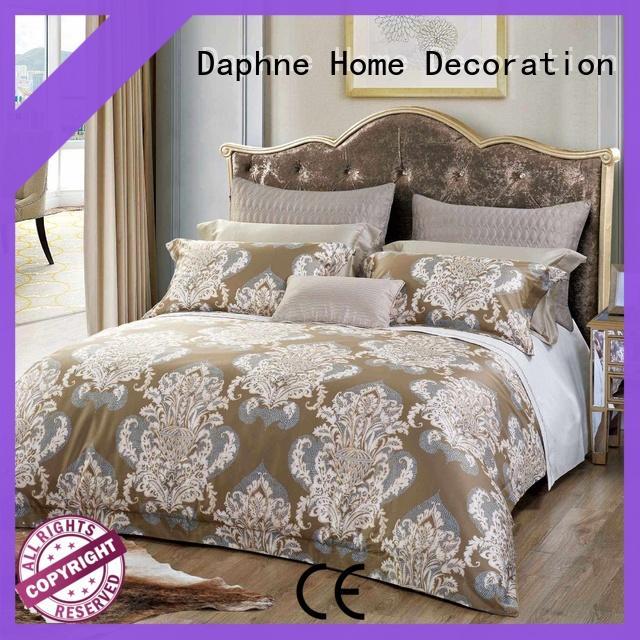 pattern 100 cotton bedding sets magnolia bedding Daphne