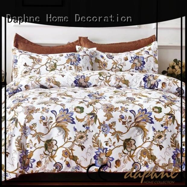 microfiber comforter set duvet cover Daphne