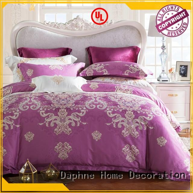 pure bridal bedding set suppliers premium for hotel