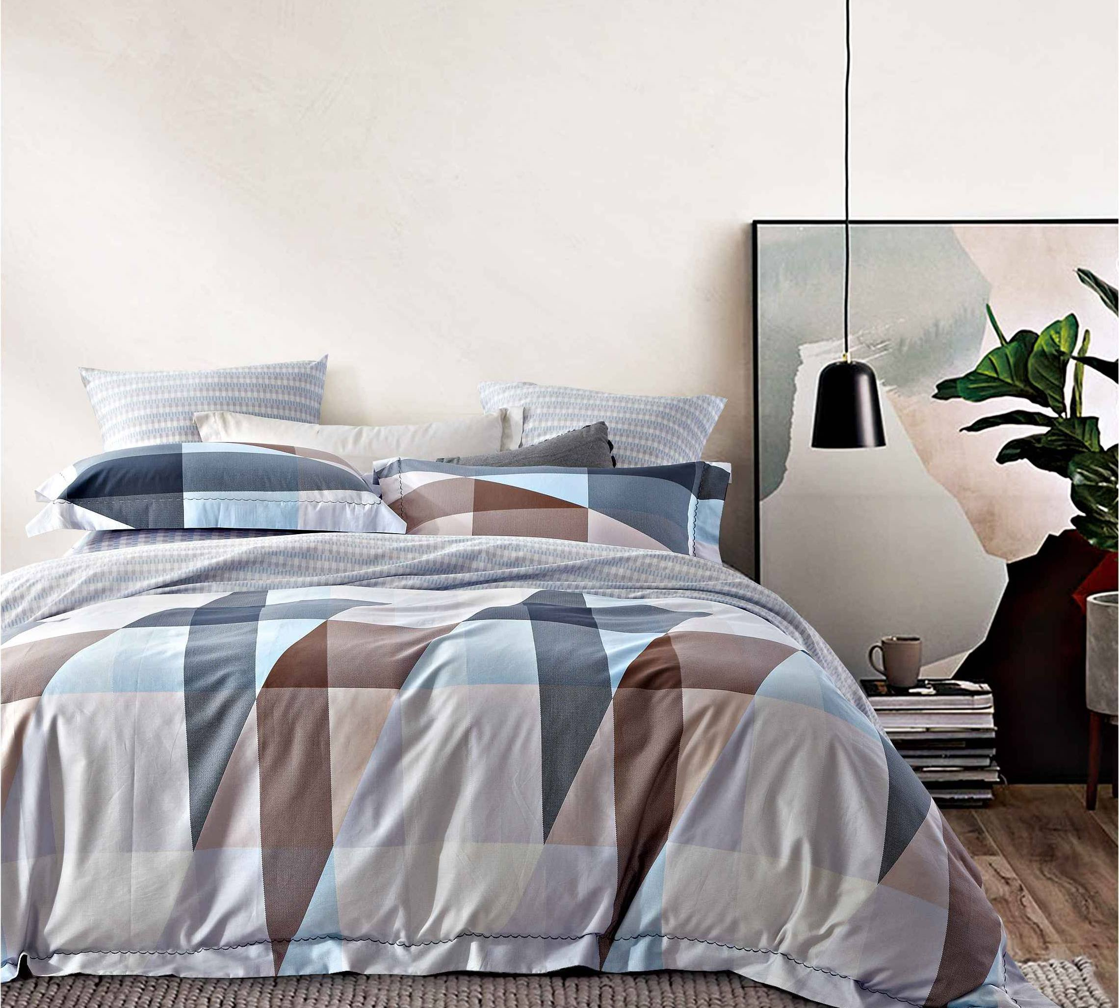 Find Simple Printed Long Staple Cotton Bedding Cotton Bedding Sets King