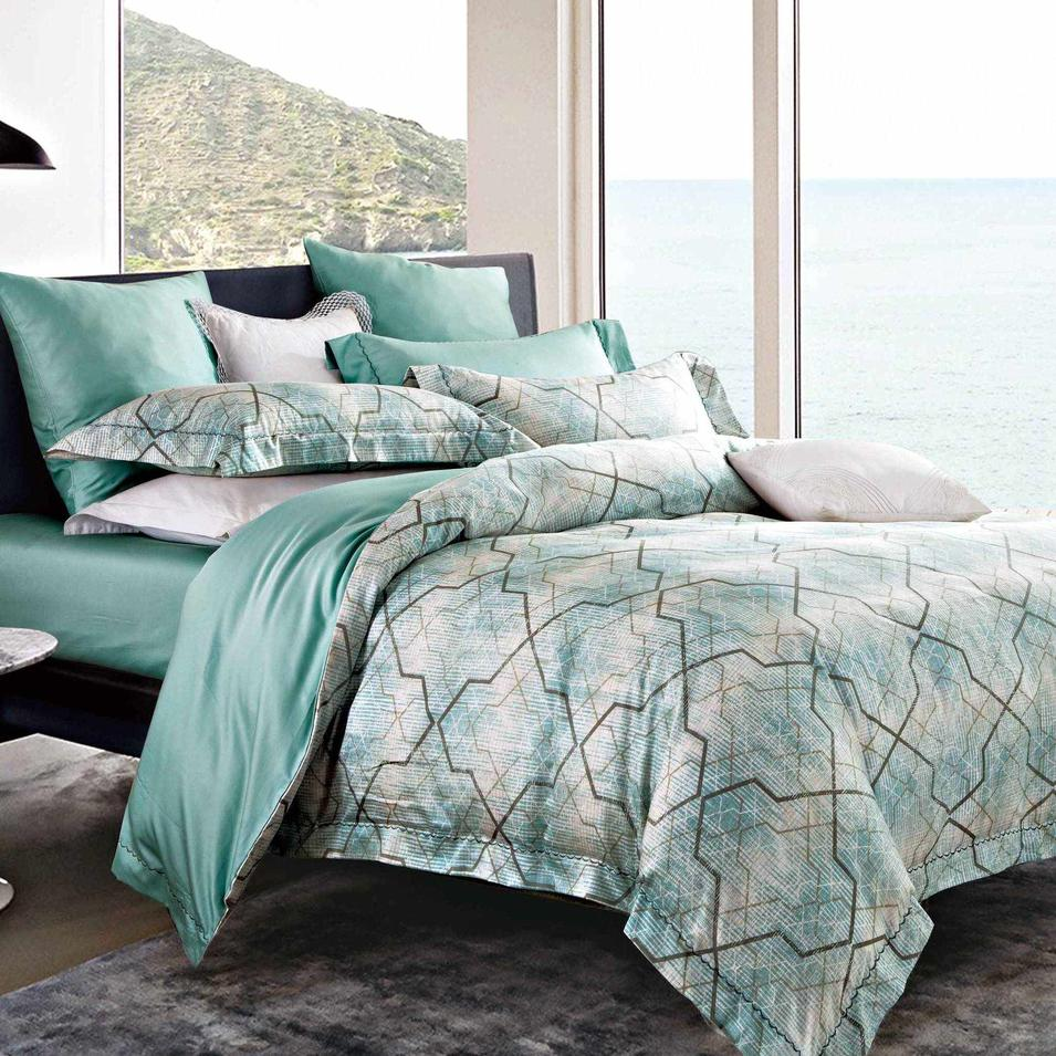 360TC Long-staple Cotton Fashionable Bed Linen
