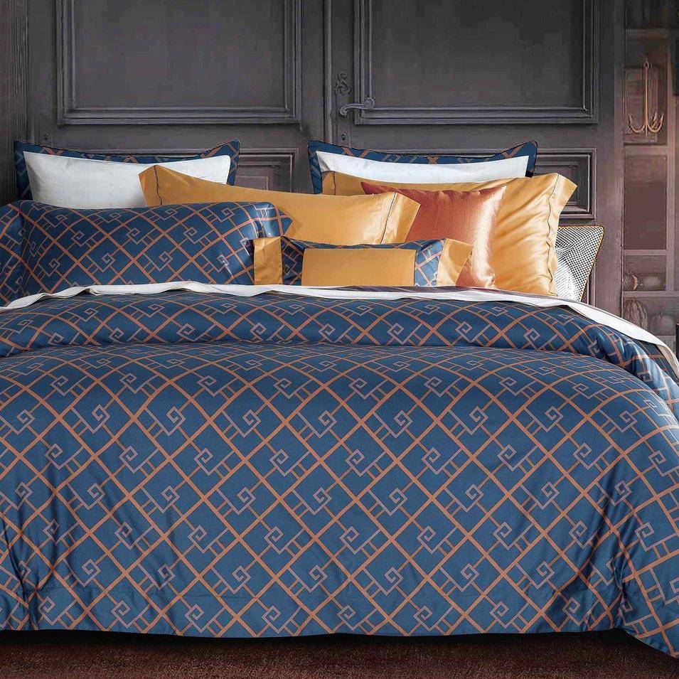 Soft Comfortable Duvet Cover Set Long-staple Cotton