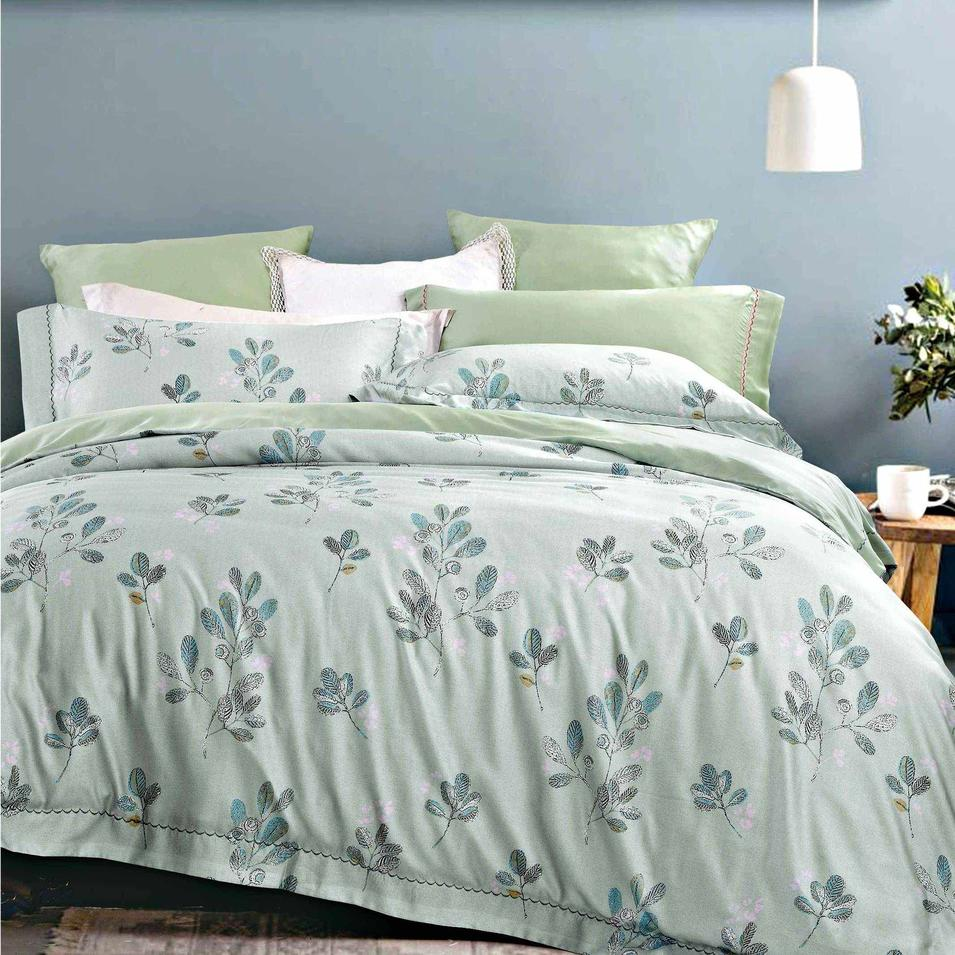 Vivid Printed Bed Linen 100S Lyocell China Bedding Manufacturer 171192