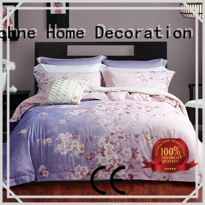 printing cotton baby bedding sets linen cover Daphne