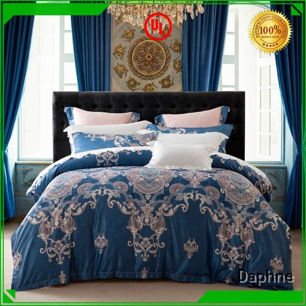 Daphne Jacquard Bedding Set quality for wholesale