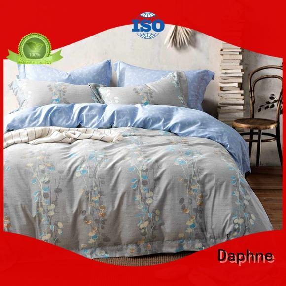 Daphne retro organic comforter rose duvet