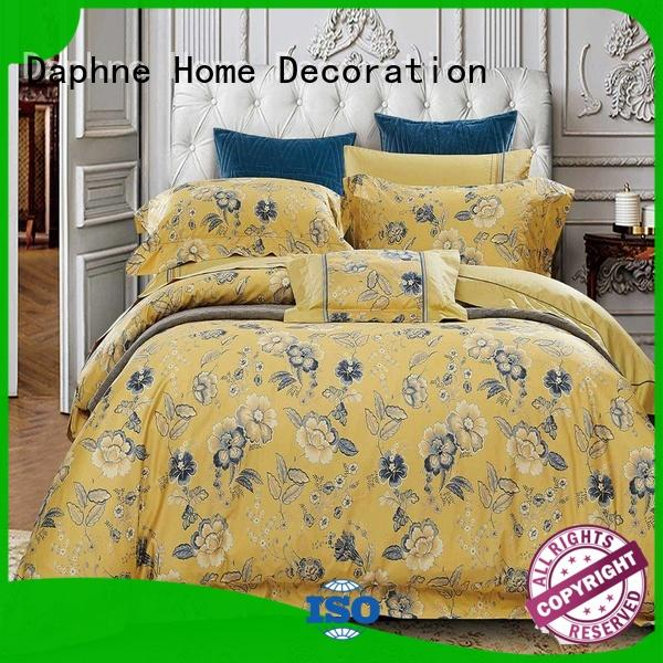 Daphne beautiful bed sheets manufacturers in turkey aesthetic for hotel