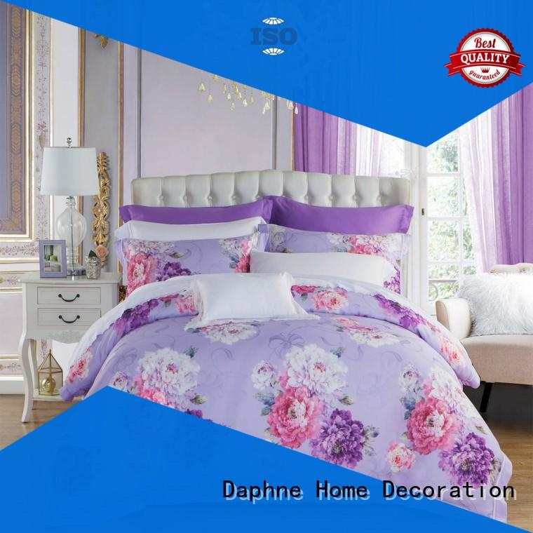 Daphne unique bedding sets best factory price high quality