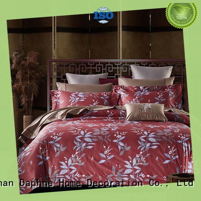 colorful 100 cotton bedding sets duvet Daphne