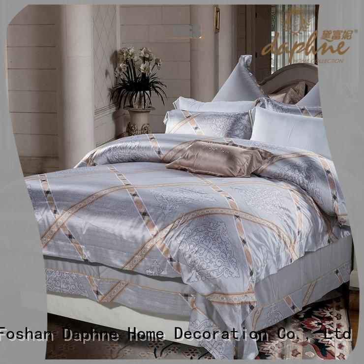 Daphne flat wholesale bed sets material fast delivery